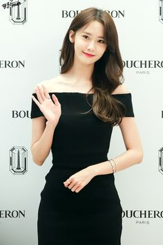 """ttora"" Girls Black Dress, Instyle Magazine, Cosmopolitan Magazine, Beautiful Japanese Girl, Yoona Snsd, Korean Actresses, Girls Generation, Celebrity Photos, Kpop Girls"