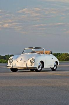 1953 Porsche 356 Pre A 1500 Reutter Cabriolet