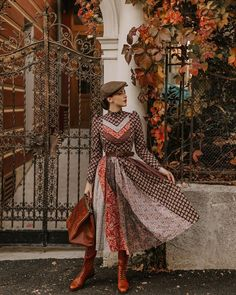 "Aida Đapo Muharemović on Instagram: ""Hello November 🍁 I still can't believe this year has almost come to an end. I have learnt that everything is temporary; emotions,…"" Vintage Armoire, Everything Is Temporary, Idda Van Munster, Vintage Outfits, Vintage Fashion, Hello November, Ribbon Skirts, Piece Of Clothing, Pin Up Girls"