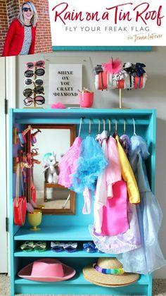 Boheme - Velvet Finishes Turquoise Painted Furniture, Distressed Furniture Painting, Shabby Chic Furniture, Cool Furniture, Freak Flag, Shades Of Turquoise, Furniture Inspiration, Tiffany Blue, Wardrobe Rack