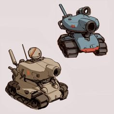 花瓣网-Josh Kao : random sketches 02 by Josh Kao on ArtStation. Robot Concept Art, Weapon Concept Art, Game Character Design, Character Art, Zoids, Arte Robot, Arte Cyberpunk, Futuristic Art, Robot Design