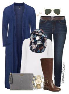 Plus Size Fashion - Casual Wear by alexawebb on Polyvore #plussize #alexawebb alexawebb.com