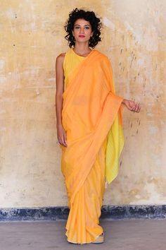 be934364cc 12 Best Striped Saris images