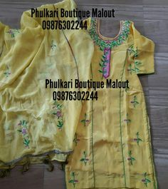 237 Best Phulkari Boutique Malout images in 2019 | Art print