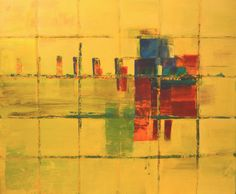 """'ColorBox Yellow' by Linda Bailey 