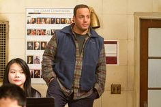 Kevin James in Here Comes the Boom Kevin James, James 3, Here Comes The Boom, Big Guys, Comedy Movies, Picture Photo, I Laughed, Interview, Bomber Jacket