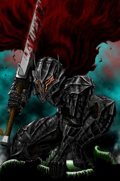 Guts Gone Berserk by ~0Gungrave0