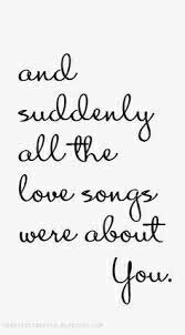 Every song makes me think of you! #love #inlove #relationships