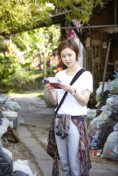 Moon Chae Won is a Refreshingly Pretty Tomboy in First Still From Goodbye Mr. Black | A Koala's Playground