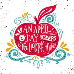 An apple a day keeps the doctor away | rebelDIETITIAN.US