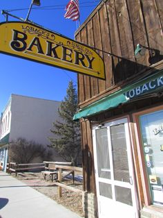 Buena Vista, Colorado.  We have been to this bakery...amazing!