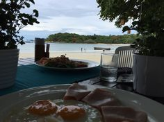 Cabana, Thailand, Lunch, Island, Outdoor Decor, Home, Eat Lunch, Ad Home, Cabanas