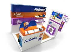 """Check out this @Behance project: """"Embratel Retail"""" https://www.behance.net/gallery/31873885/Embratel-Retail"""