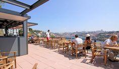 Miradouro Ignez, Rua da Restauração, 252, Porto
