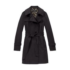Perfect Trench Coat found on Polyvore