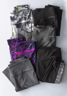 Perfect leggings for everything from active training to relaxing.
