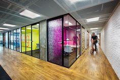 Office of ING Bank Turkey HQ / Bakirkure Architects -Istanbul, İstanbul, Turkey