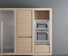 Effeti Kitchens : Wood 100% Collection via Moretti e Rosini UK