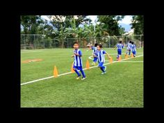 Coordinación Motriz INLUSA - YouTube Soccer Goalie, Football Drills, Shin Splints, Soccer Training, Youtube, Kara, Sport, Awesome, Workouts