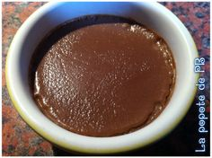 Flans au chocolat au Thermomix