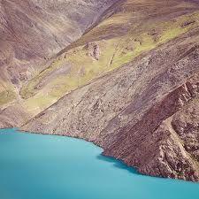 wow! turquoise waters  Namtso Lake, Tibet