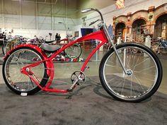 i love this bike. Cool Bicycles, Cool Bikes, Lowrider Bicycle, Tricycle Bike, Bobber Motorcycle, Motorcycle Dealers, Bicycle Types, Motorised Bike, Push Bikes
