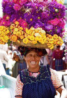 Women in Guatemala 01, Almolonga, Guatemala  | Flickr - Photo Sharing!
