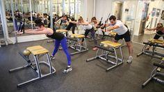 #ElvisDuran #morningshow #Chaisefitness #nyc #fitness #workout #ballet #pilates #dancemoves #aerobics #Rachelpiskin #dance #health #healthyliving #motivation #morningworkout #abs #tonedbody