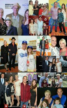 Christopher Meloni family
