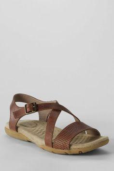 Women's Terrain Sandals from Lands' End