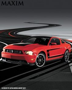 Best Muscle Car: 2012 Ford Mustang Boss 302