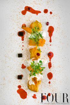 FOUR UK | Atul Kocchar | Sweet Potato