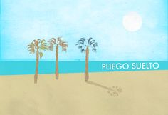 My latets illustration for PliegoSuelto.com by lolaabenza