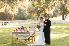 Farm Christmas Wedding Inspiration www.taylormadeweddingflowers.com Lange Farm Dade City, FL