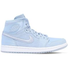 d14f8b25016df0 Nike Women Air Jordan 1 Retro High Top Sneakers (£120) ❤ liked on Polyvore  featuring shoes
