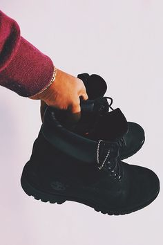 26 Best Done Properly : Black Timbs images   Black timbs