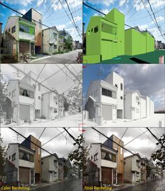 Making of House in Nada by Jungin Kim
