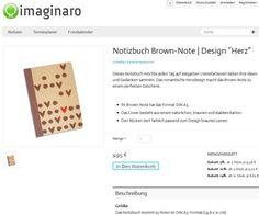 """Brown Note"" Notizbücher #notebook #diary #stationary #notizbuch #tagebuch #papier #notizbuchblog"