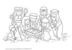 nativity craft - Bing Images