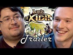 "Trailer ""Lords of Xidit"" - Matthias Nagy und Lars Paulsen im Hunter & Cron Brettspiel-Club - YouTube"