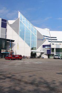 Stadhuis en Bibliotheek