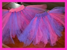 Craft: Crochet Headband Tutus for Toddlers & Children! Super cute!