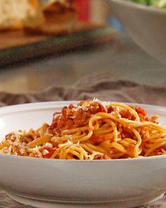 Spaghetti Bolognese - Martha Stewart Recipes