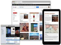 Compare o Google Drive com o Dropbox, SkyDrive e outros concorrentes diretos.