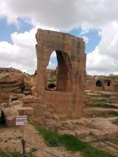 Ancient city of Dara
