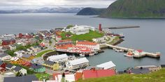 Image result for honningsvag on map of norway