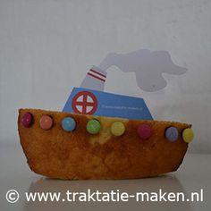 afbeelding traktatie Stoomboot