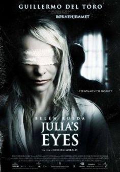 Julia's Eyes - Blockbuster from Spain.