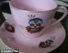 Death Cafe set up in New Zealand | Daily Mail Online