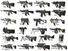 call of duty advanced warfare guns - Google Search